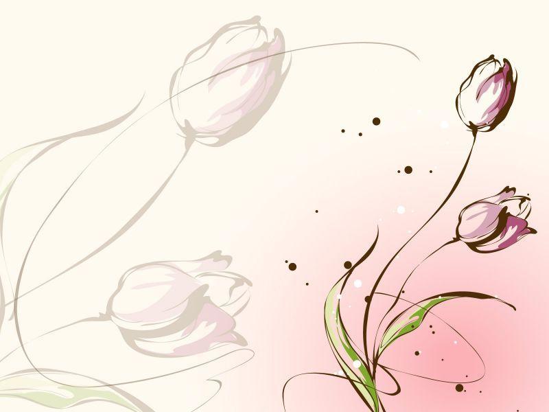 Dibujos De Flores En Hd Gratis Para Descargar 4  fondosmovilnet