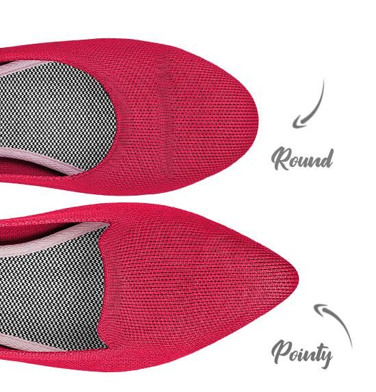 Ballet Flats Pointy | Styles and Outfits in 2019 | Ballet