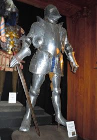 Sir Cadogan Armour Harry Potter Knight Armor Harry Potter Outfits Potter