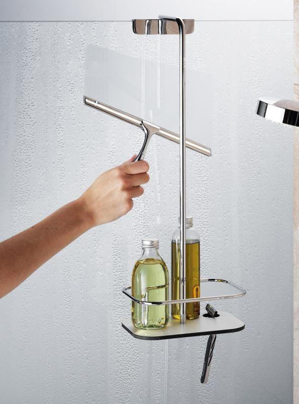 Giese Vipa Mit dem Giese Vipa Duschkorb mit Halter für