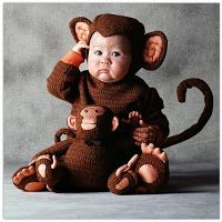 macaco baby