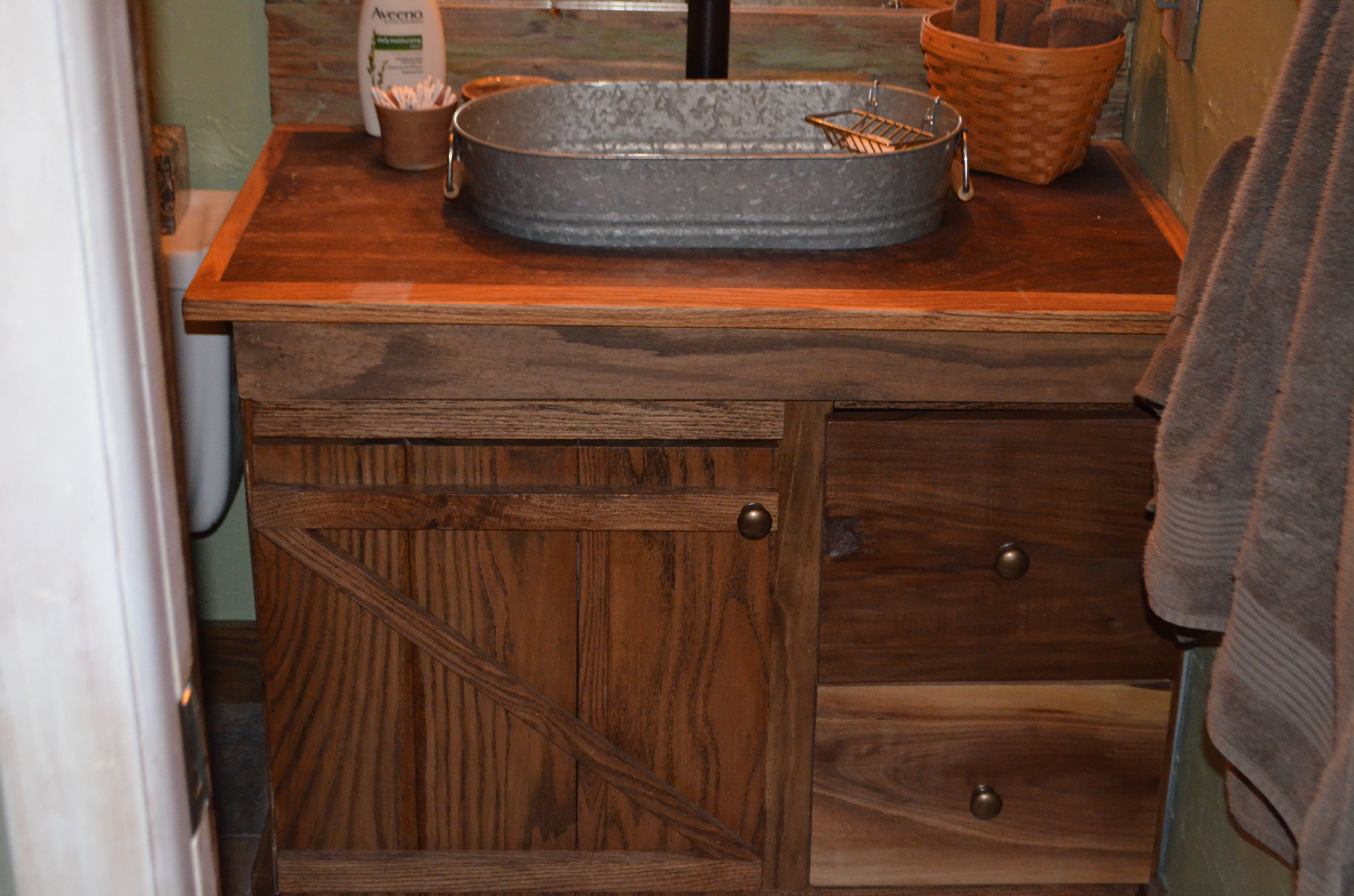cabinet furniture repurposed vanities attachment cabinets bathroom of vanity awesome