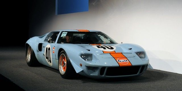 1968 Ford Gt40 Sets Auction Record With Us 11m Purchase Price