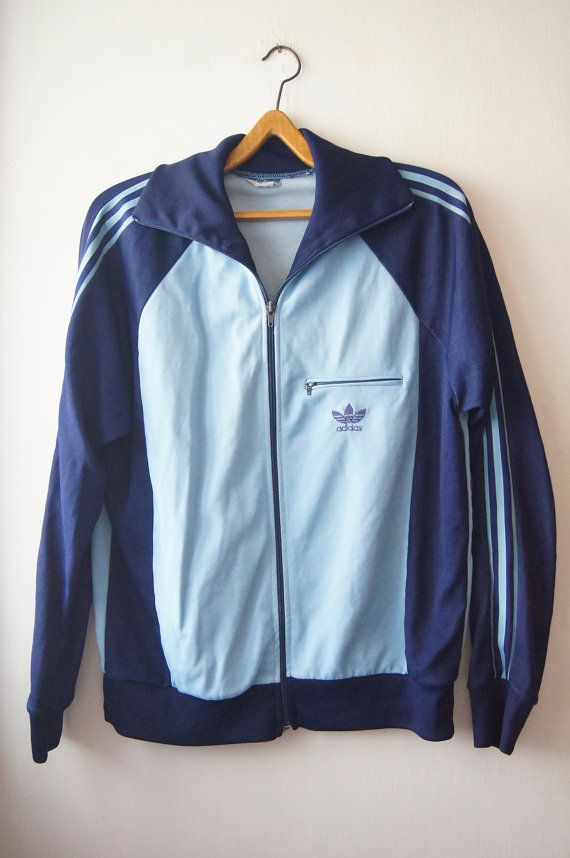 0e72cd035e2d Adidas West Germany Jumper Rare Vintage Sleeves by DorisVintage ...