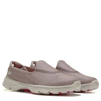 Skechers Women s GOwalk 3 Wide Slip On Sneaker