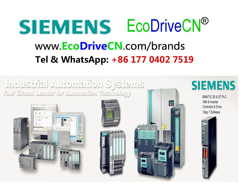 Siemens provides the right frequency inverters (VFD) for
