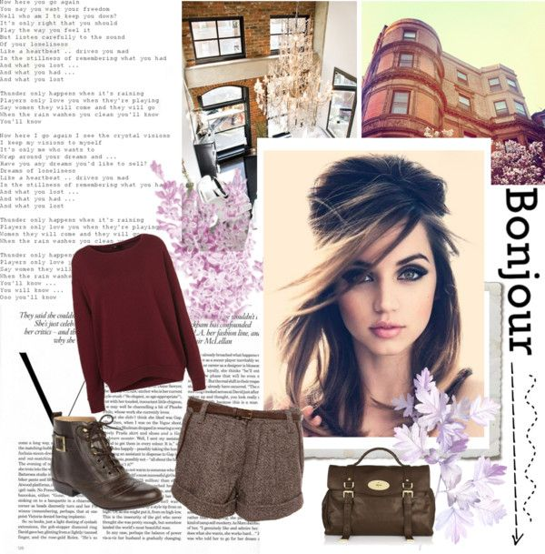 """""""Bonjour"""" by grizzy8 on Polyvore"""