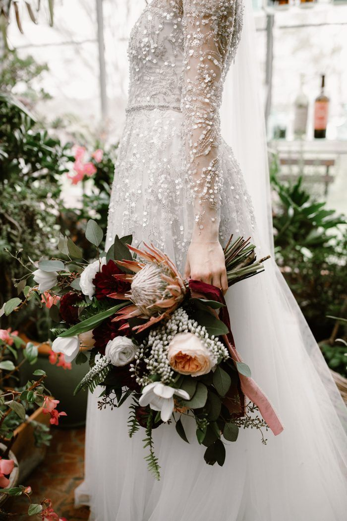 Our 8 Favorite 2018 Winter Wedding Trends