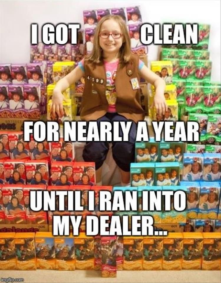 Boy Scout Meme Girl