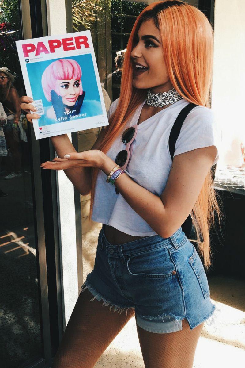 Coachella 2016, Kylie And Coachella