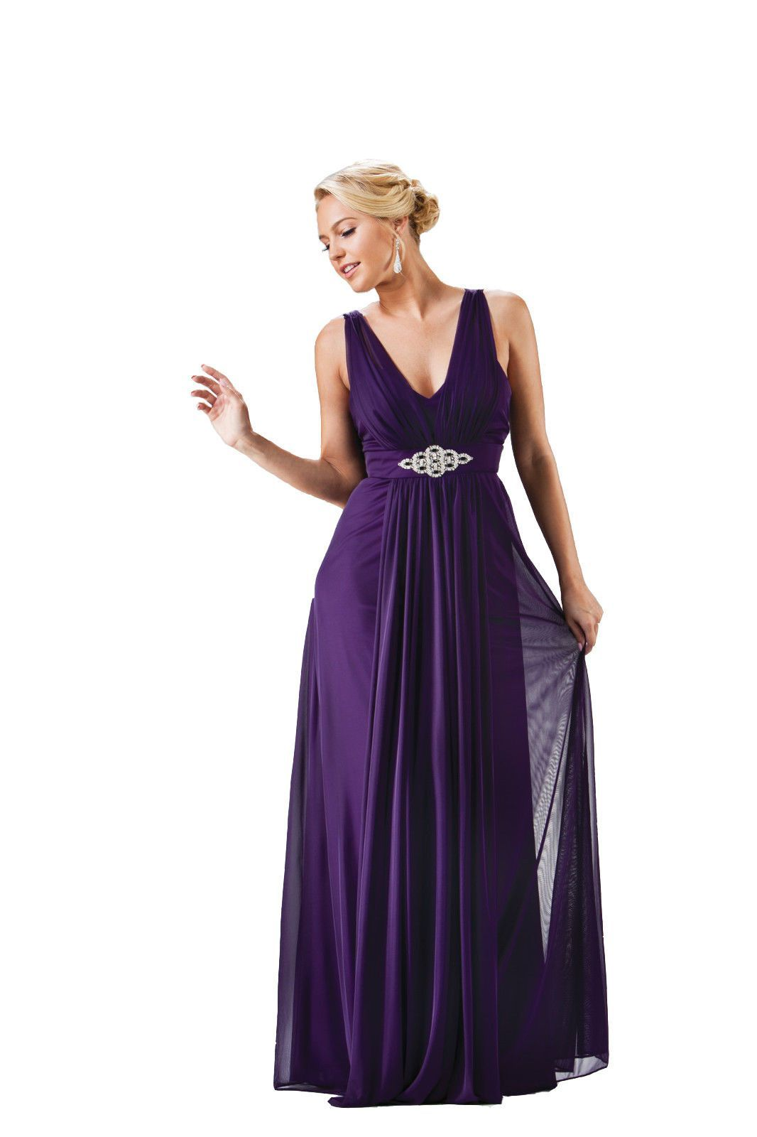 Long sleeveless bridesmaids mother of the bride plus size formal long sleeveless bridesmaids mother of the bride plus size formal dress the dress outlet ombrellifo Choice Image
