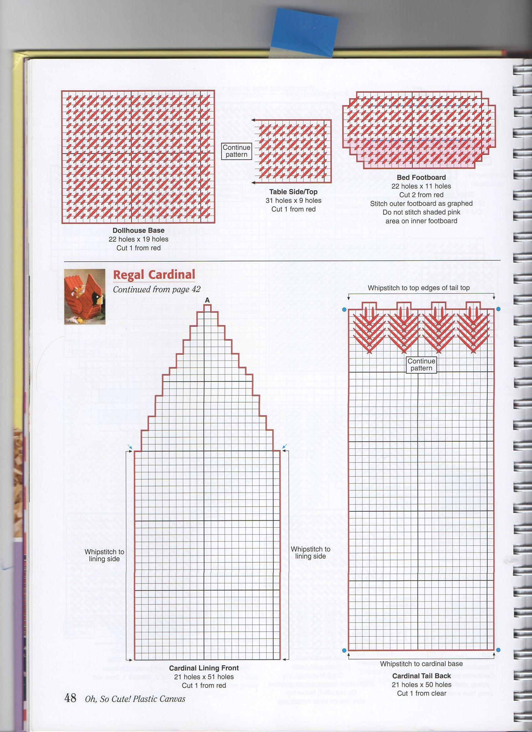 Cardinal Tail Diagram - Wiring Diagrams on