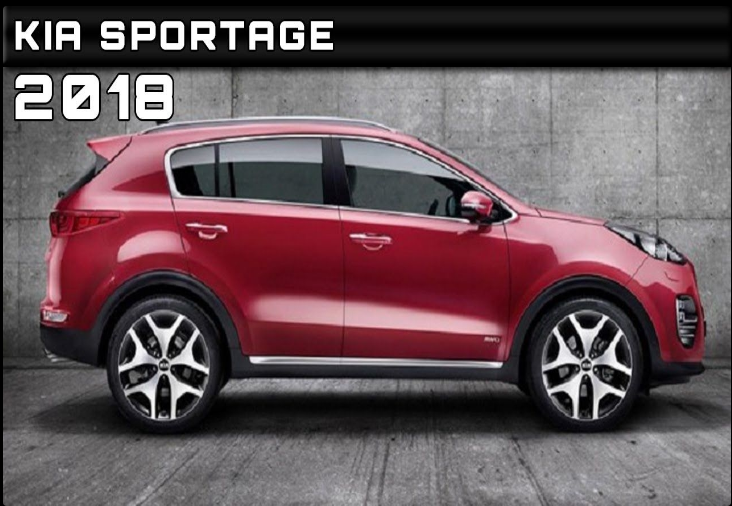 The 2018 Kia Sportage offers outstanding style and