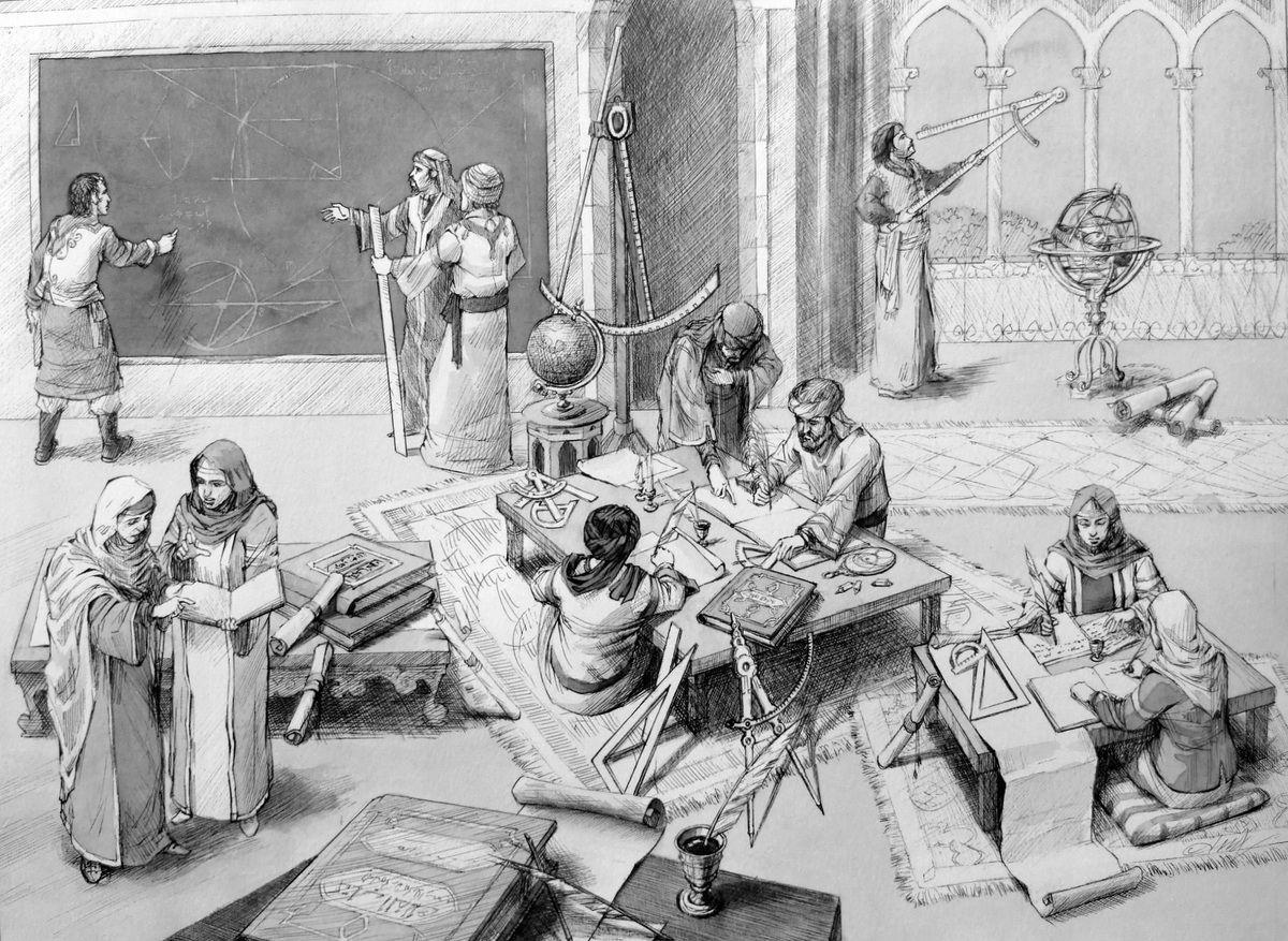 Photo of Das goldene Zeitalter des Islam
