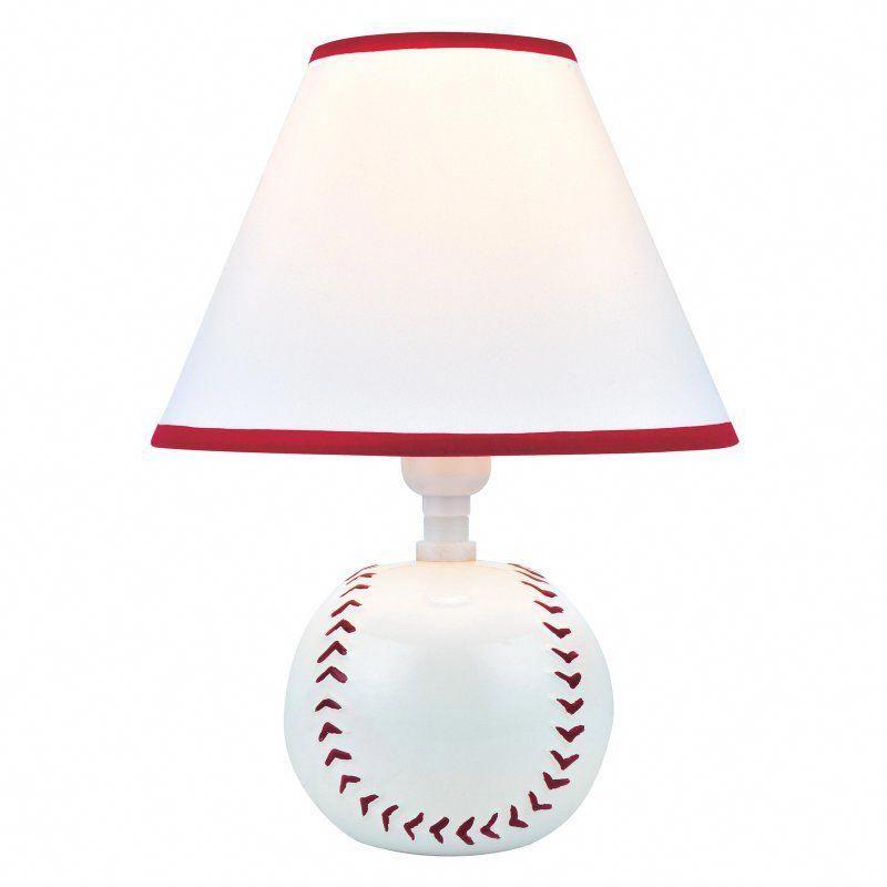 Zbaseballcap Info 3117325970 Baseballgamesonline Table Lamp Ceramic Table Lamps Baseball Table