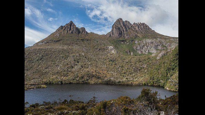 Australia's major natural  features - video. Tasmania's wilderness wonders - Geography (Years 3,4)