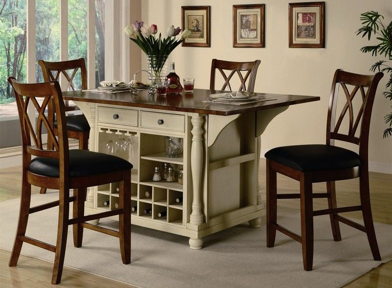 Kitchen Island With Stools On Each Side  Google Search New Kitchen Island Chairs Review