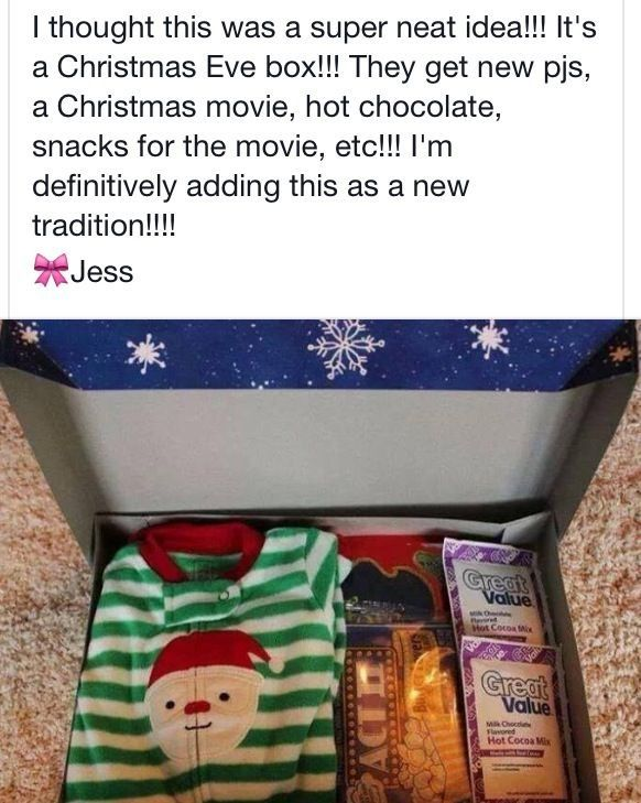 I'm so going to do this when I start a family.