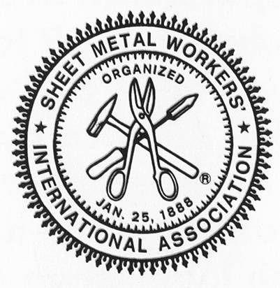 Sheet Metal Workers International Association Old Things