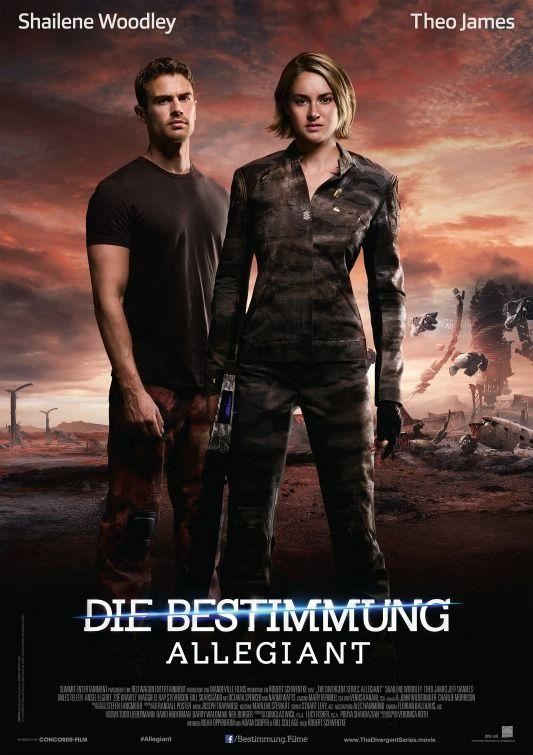 The Divergent Series Allegiant Movie Poster 19 Allegiant Movie Divergent Movie Divergent Series
