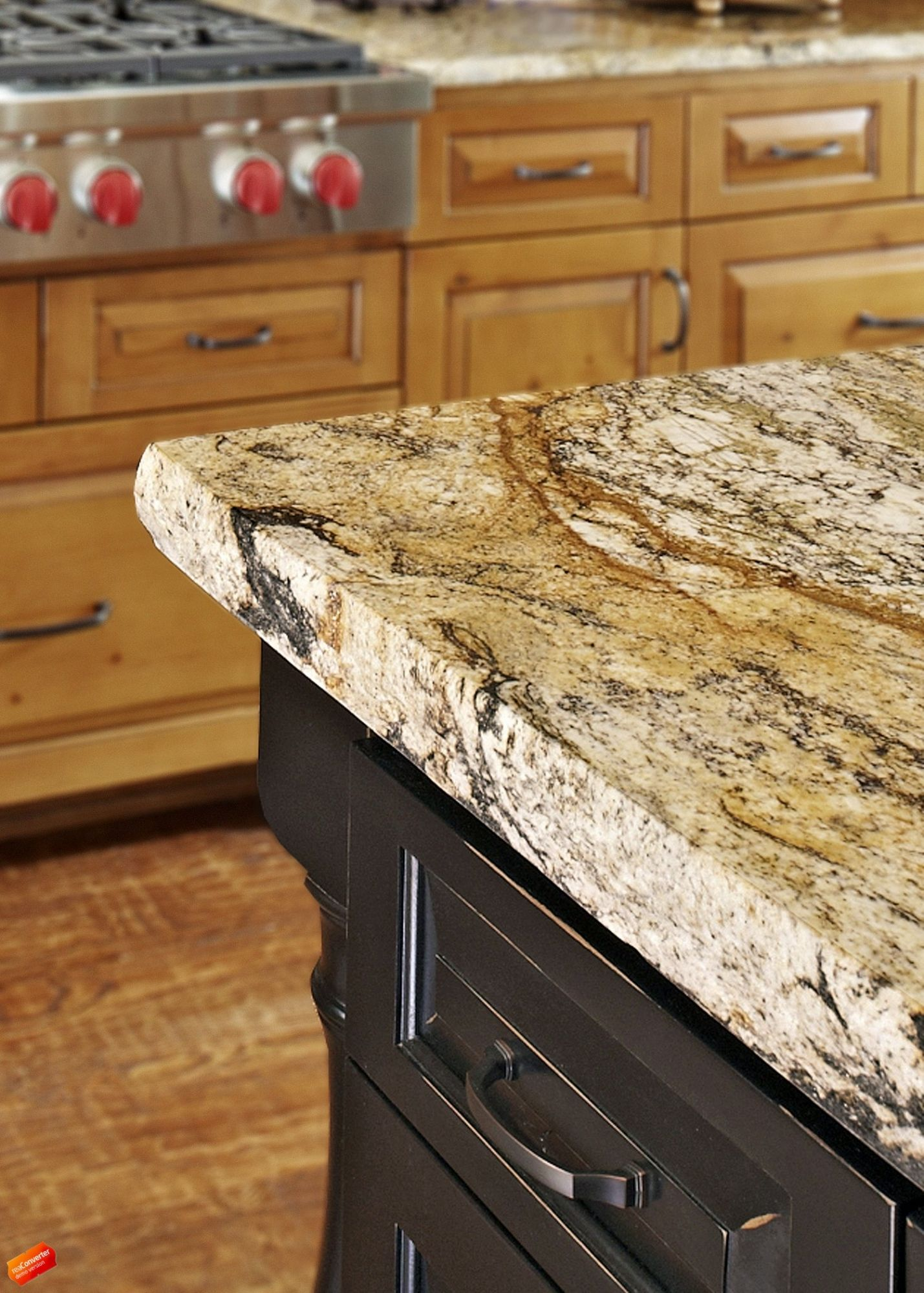 Chiseled Edge Granite Cultivateit Kitchen Granite Countertops Kitchen Rustic Kitchen Design Traditional Kitchen