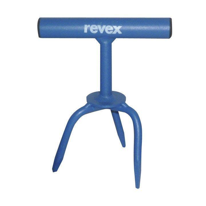 Griffe Rotative Acier Revex 550950 Acier Guerande Terrasse