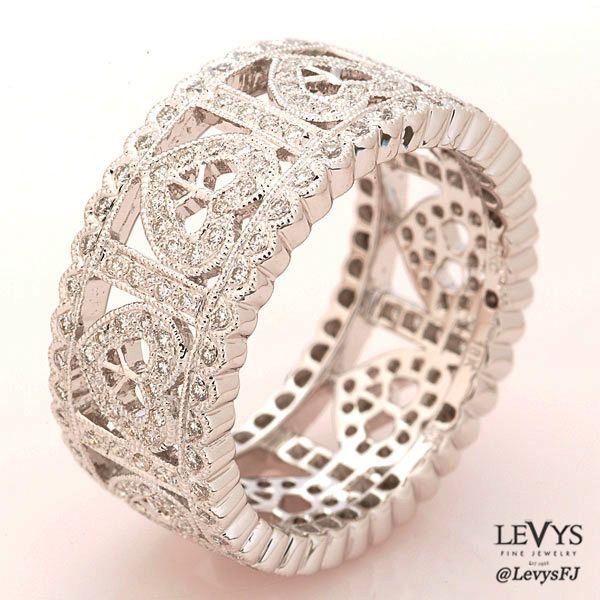 R336-D,D #beverlyk #wedding #weddingring #weddingband #stack #stackable #stackrings #stackingrings #stackablerings