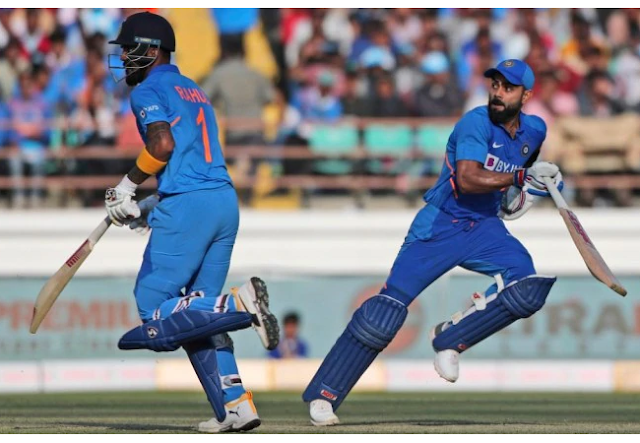 Auckland T20I India's stormy innings led to an easy
