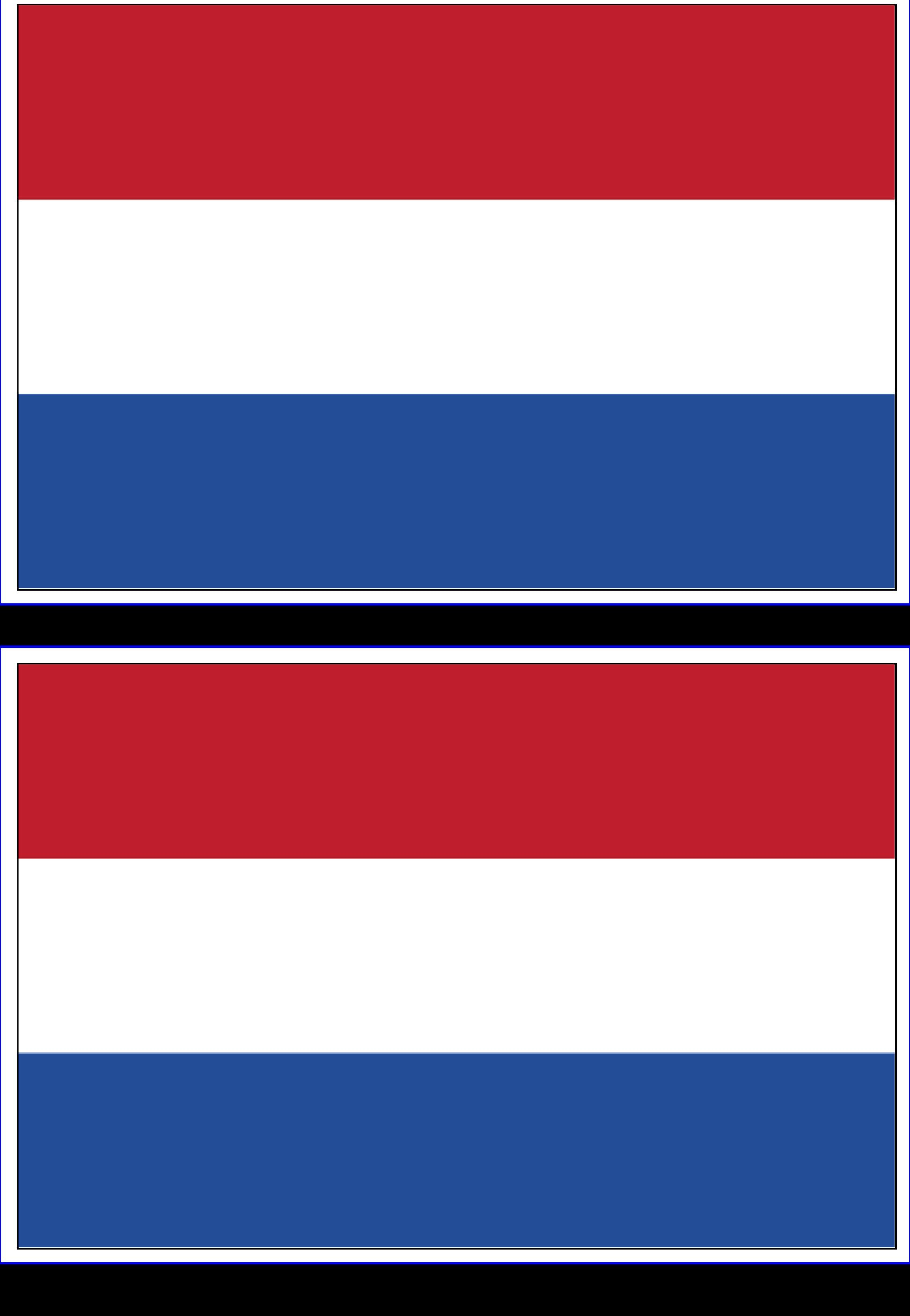 Netherlands Flag Download This Free Printable Netherlands Template A4 Flag A5 Flag 8 And 21 Flags On One A4page In 2020 Netherlands Flag Your Design Free Printables