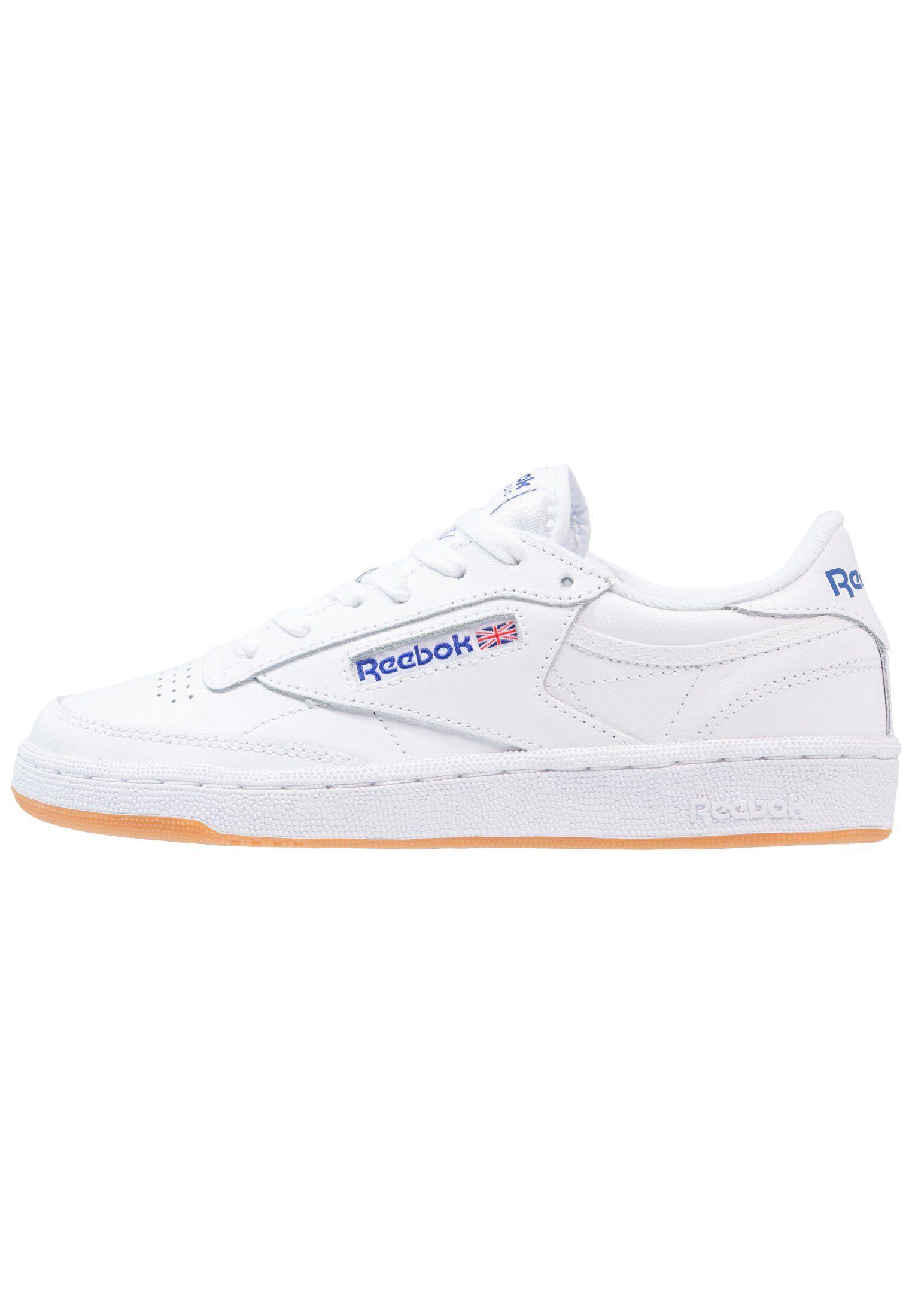 Chaussures De Sport Club Laag C 85 Offwhite Reebok Classique AAO1ySppZZ