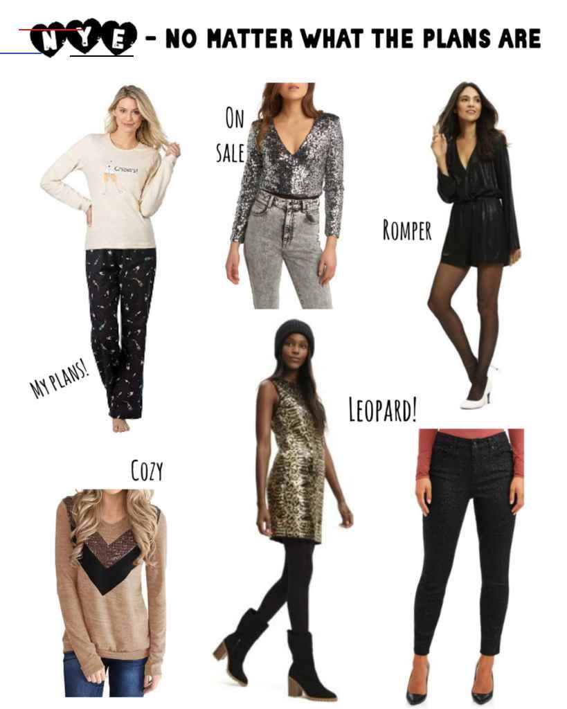 NYE Outfit Ideas No Matter What the Plans are MrsCasual