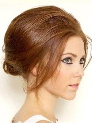 60s Hair Modified Beehive Frisur Hochgesteckt Hochsteckfrisur Frisur Ideen