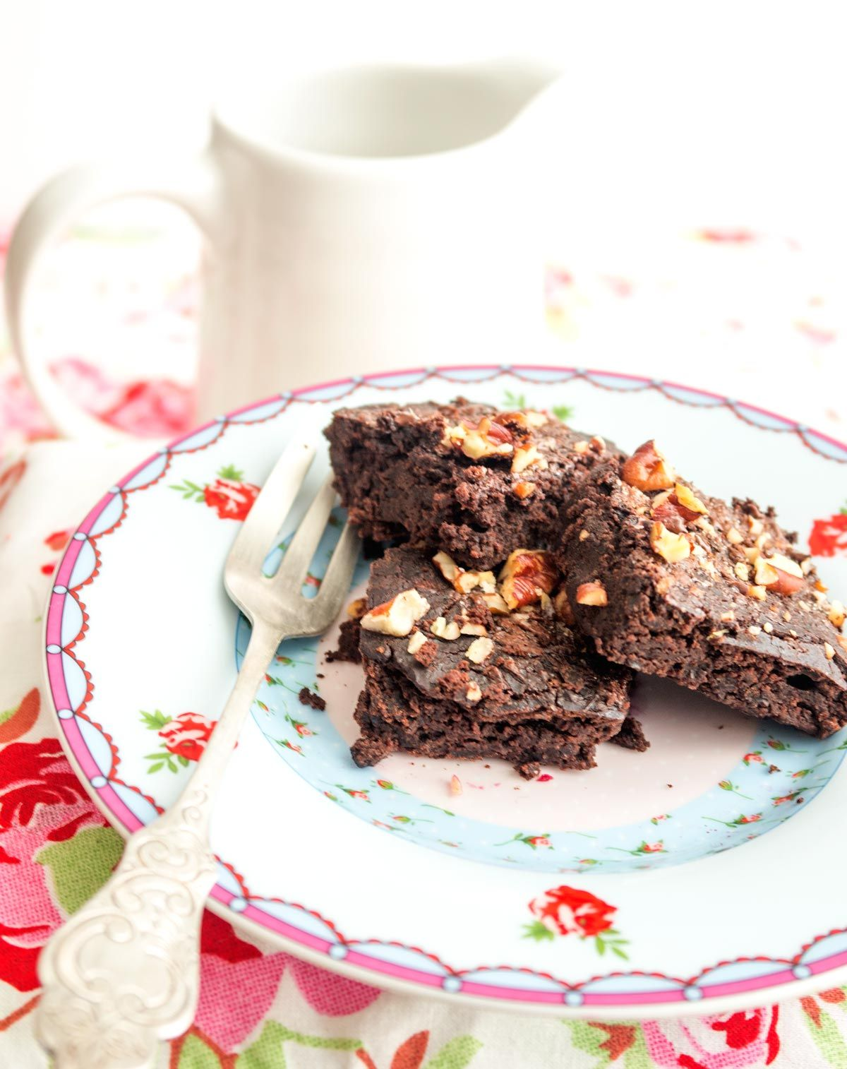 Super Leckere Rezepte Black Bean Brownies - Super Lecker, Kalorienarm ...