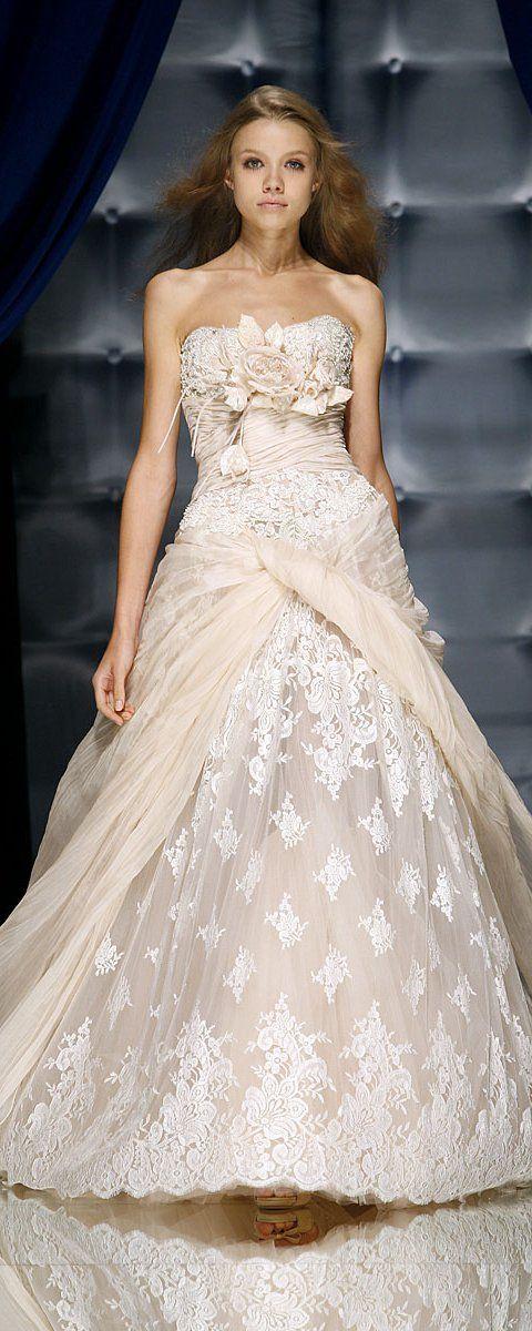 Zuhair Murad Fall-winter 2010-2011 - Couture - http://www ...