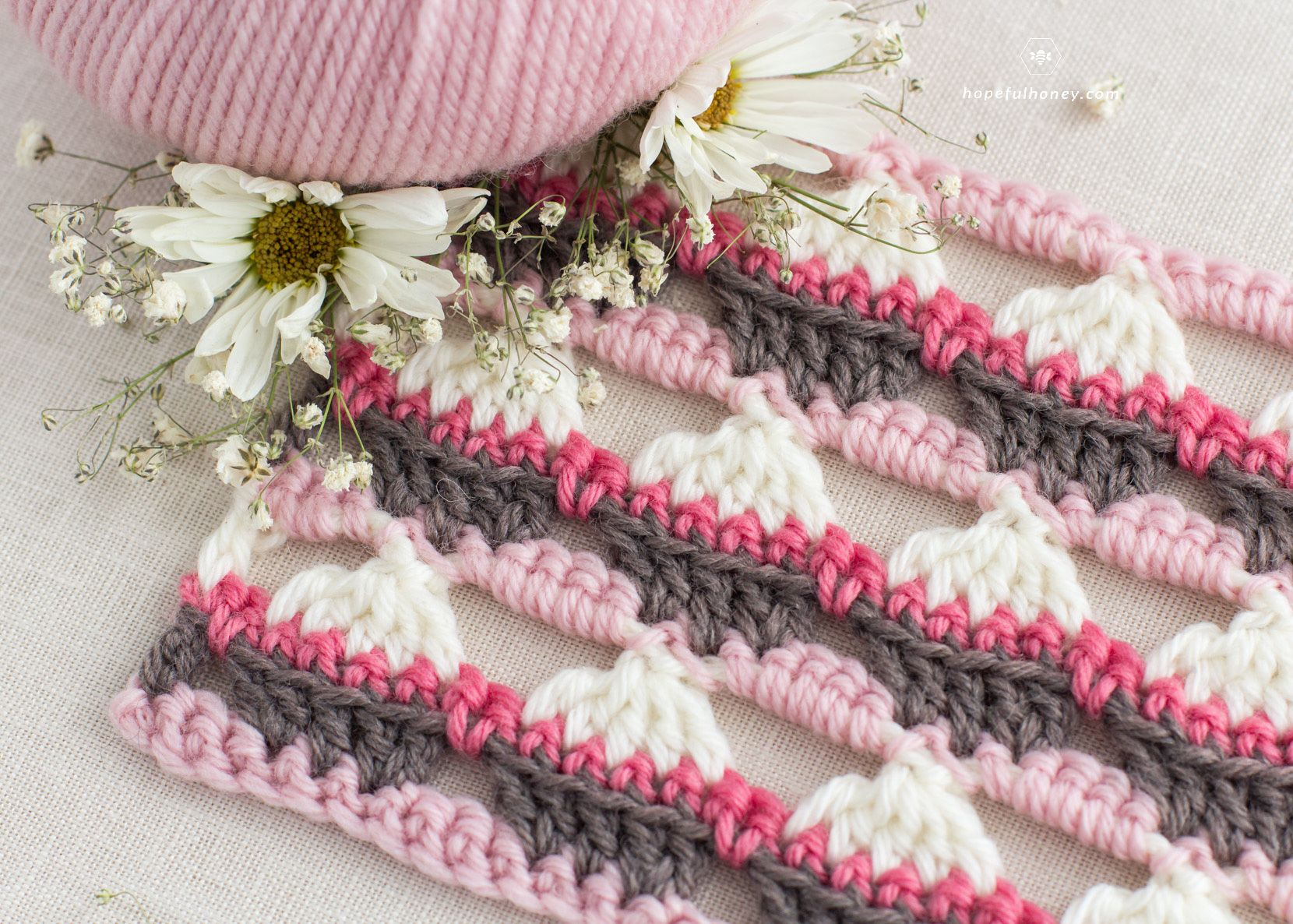 How To: Crochet The Cupcake Stitch - Easy Tutorial ...