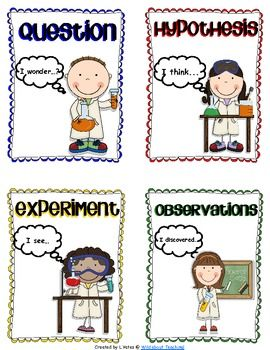 Scientific Method For Young Learners Science Method Scientific Method Primary Science
