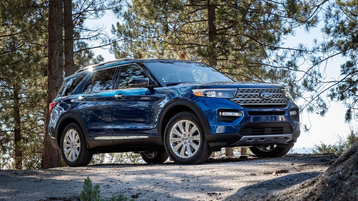 New 2020 Ford Explorer Pricing Https Bit Ly 2gkrcl6