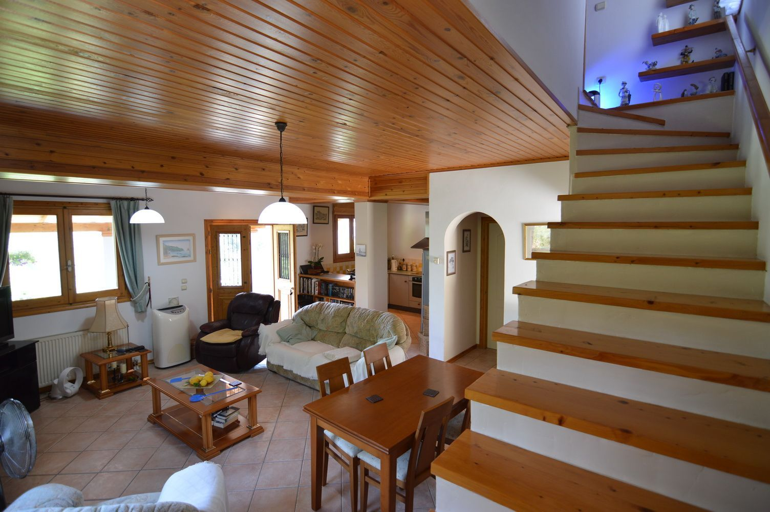 Corfu Houses for Sale 105+Basement sqm North West House