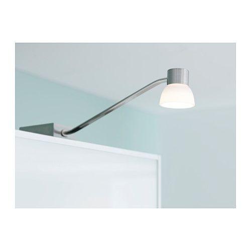 ikea cabinet lighting. lindshult led cabinet light ikea for room divider ikea lighting