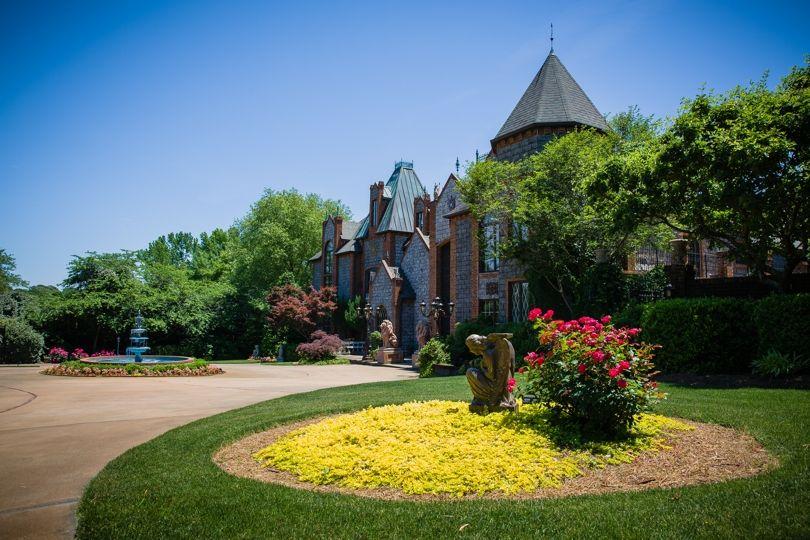 Fairytale Castle NC Wedding at Barclay Villa | Wedding ...