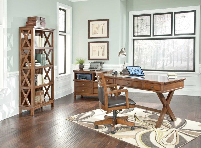 Superb H56545 In By Ashley Furniture In Salt Lake City, UT   Home Office Desk