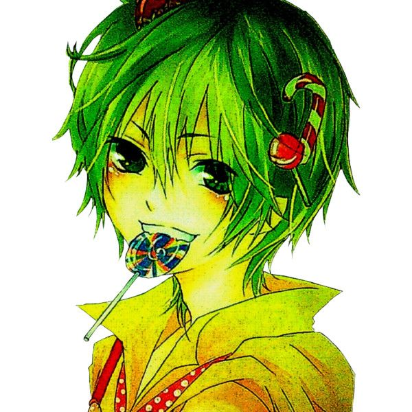 Render Happy Tree Friends Nutty Vert Bonbons - Happy Tree Friends -... ❤ liked on Polyvore