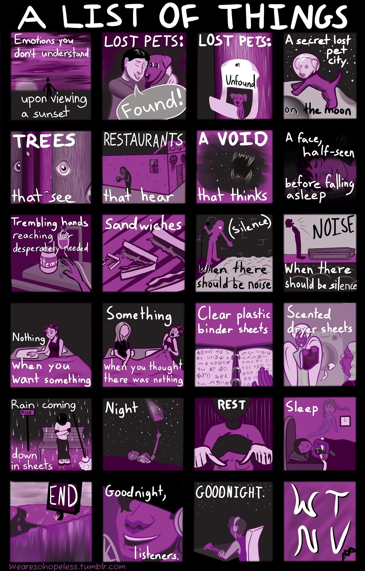 Welcome to Night Vale is my favorite bi- weekly half hour  I