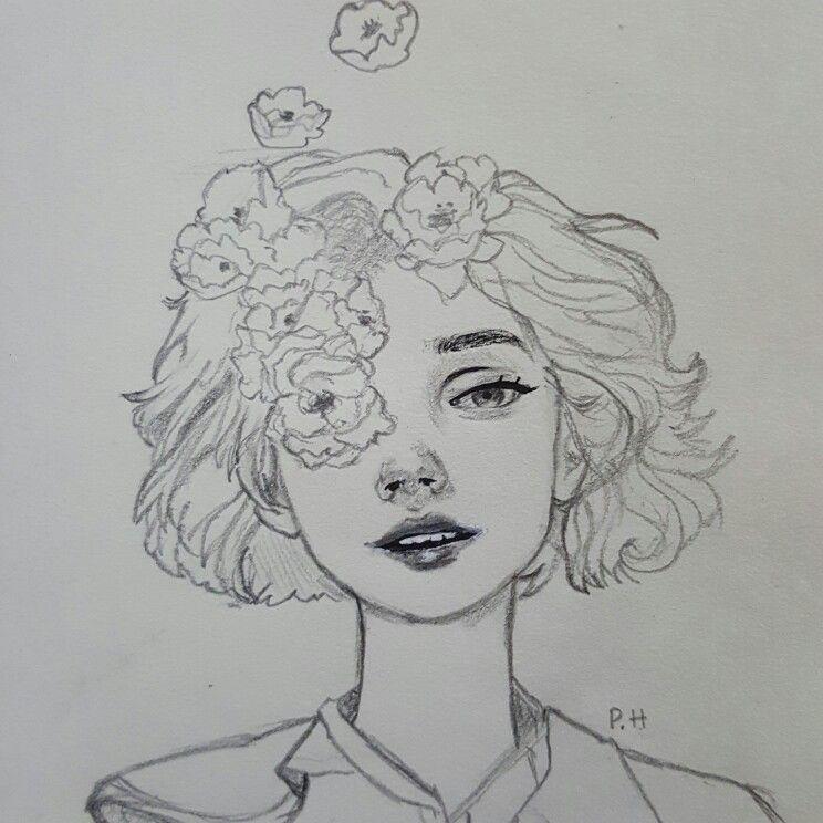 Let It Go... | Drawing In 2019 | Drawings Art Art Drawings