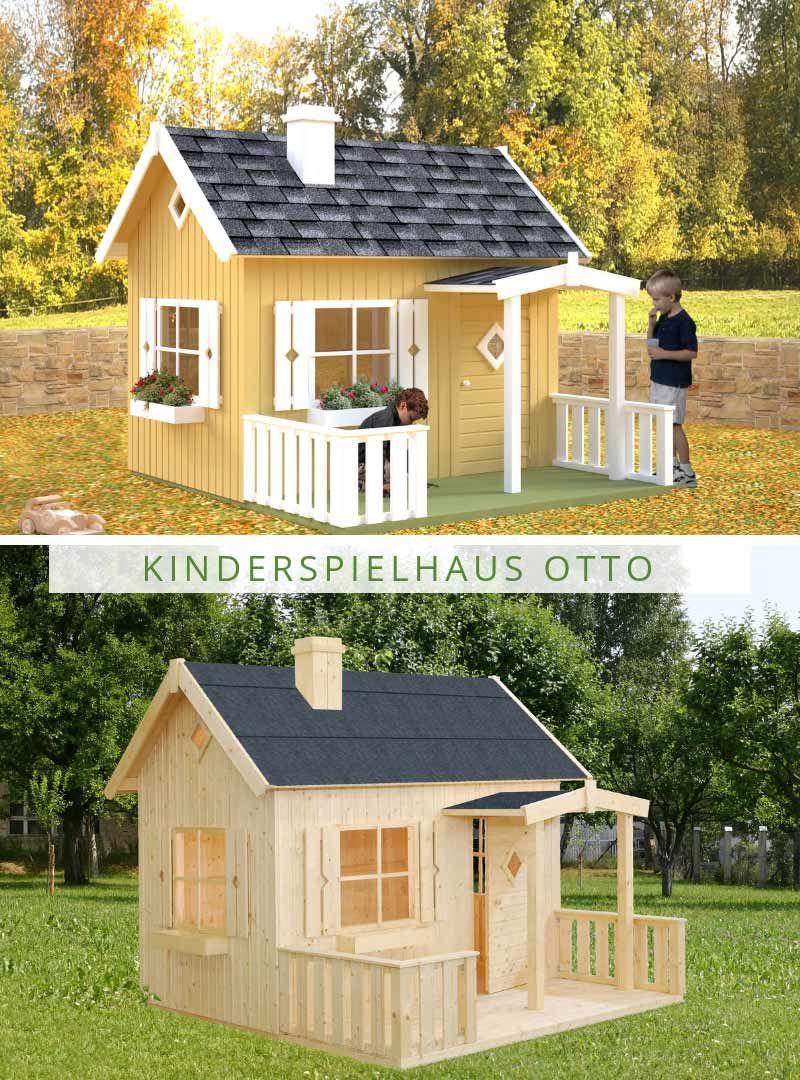 Palmako Kinderspielhaus Otto Next Generation