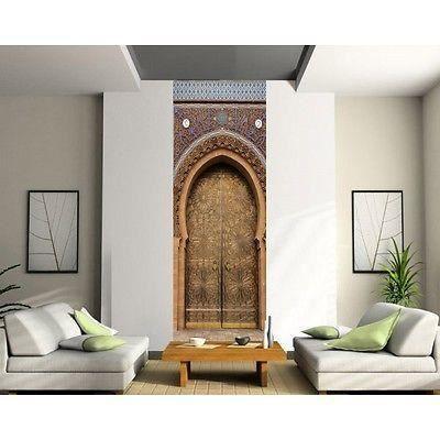 Papier peint Lé unique Palais porte orientale 1063 Dimensions - 56x160cm