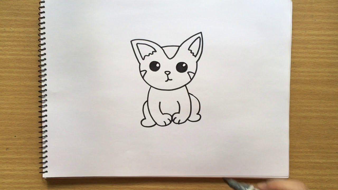 วาดร ปแมวน าร ก Draw A Kitten Very Easy ชอบศ ลปะ Chopsilpa ภาพวาดการ ต น แมว วอลเปเปอร โทรศ พท