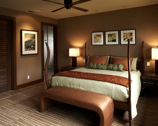 Master Bedroom Ideas For Couples Dark Color Schemes