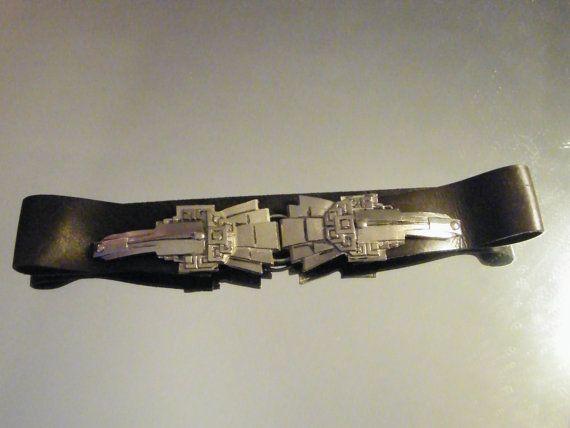 Vintage Dark Brown Leather Belt, Chunky Belt, City Belt, Cityscape, Jose Cotel Paris, Pewter, Skyscraper, Hipster Belt, Art, Size Small