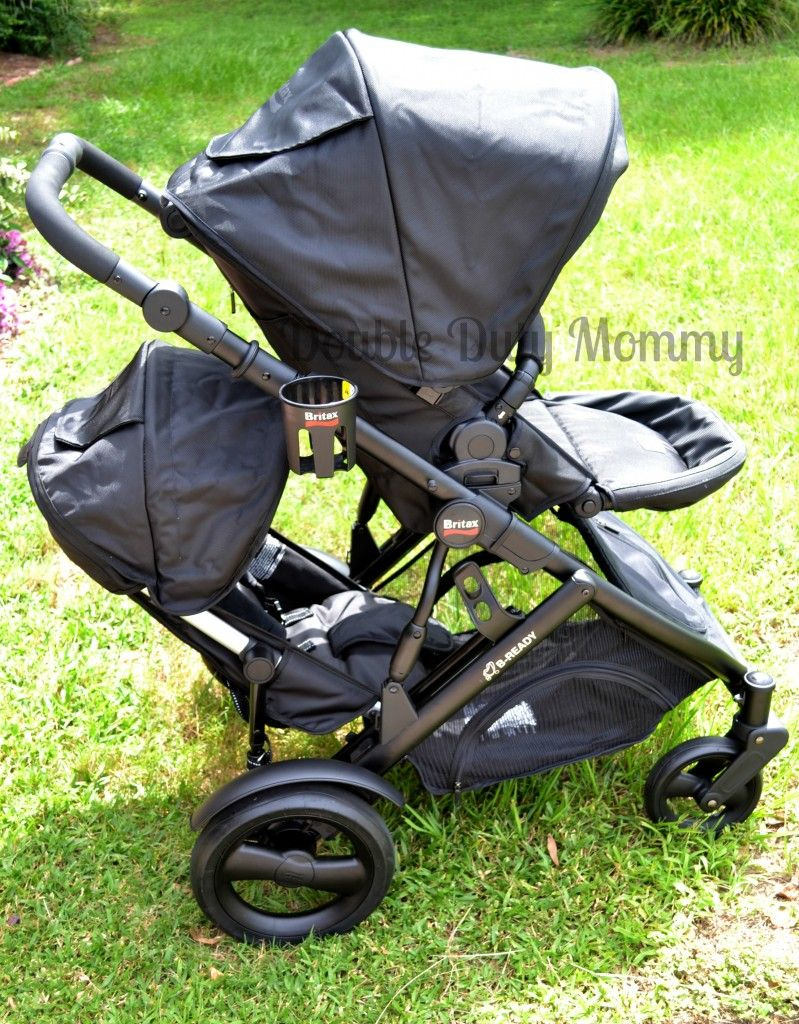Britax BReady Eclipse Review and Giveaway Britax b